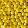 300 GM 7 MM YELLOW PEARL CANDIES