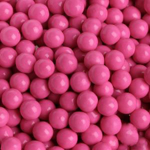 85 GM 7 MM HOT PINK PEARL CANDIES