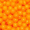 85 GM 7 MM ORANGE PEARL CANDIES