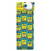 SPONGEBOB TREAT BAGS WITH TIES