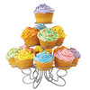 WILTON CUPCAKES N MORE STAND - HOLDS 13