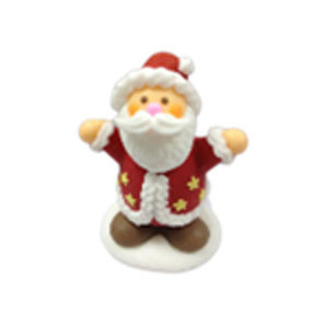 ROYAL 3D SANTA WITH HANDS UP