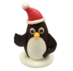 ROYAL PENGUIN WITH HAT