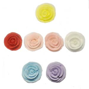 MINI ROYAL ICING FLOWERS