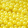 95 GM 7 MM YELLOW SHIMMER PEARL CANDIES