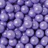 300 GM 7 MM LAVENDER SHIMMER PEARL CANDIES