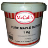 1 KG PURE MAPLE BUTTER