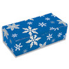 1 LB BOX WITH SNOWFLAKE DESIGN