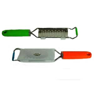 STAINLESS STEEL COARSE GRATER