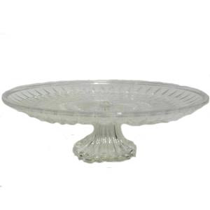 CAKE STAND CRYSTAL LOOK