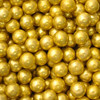 100 GM 7 MM GOLD DRAGEES