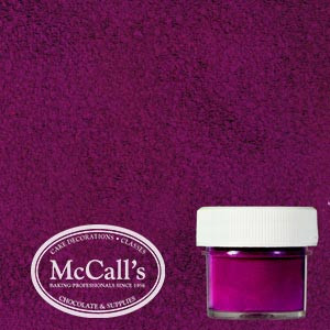 VIOLET DUSTING POWDER FOOD COLOURING COLORING