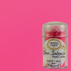 DUSTING PINK SOO INTENSE POWDER EDIBLE