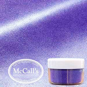 PEARL LUSTER DUST SHIMMER POWDER EDIBLE VIOLET