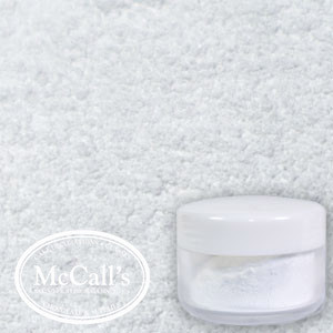 White Dusting Powder For Cake Decorating Mccall S