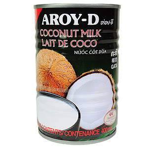 COCONUT MILK THICK LAIT DE COCO