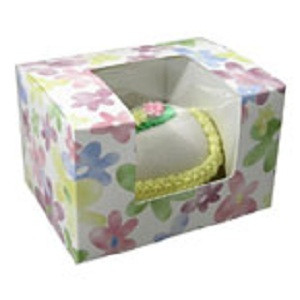1 PC 1/2 LB DAISY BOX WITH WINDOW