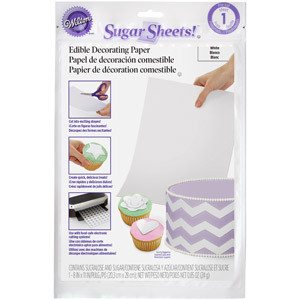 EDIBLE DECORATING WHITE PAPER