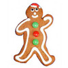 "12 PC 6"" GINGERBREAD COOKIE PALS"