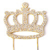 BLING PICK - GOLD CROWN