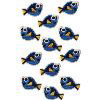 12 PKG DISNEY FINDING DORY ICING DECORATIONS