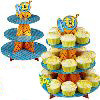 WILTON SPONGEBOB CUPCAKE TREAT STAND