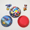 24 PKG MICKEY MOUSE CUPCAKE COMBO SET
