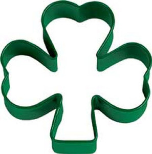 WILTON GREEN SHAMROCK CUTTER