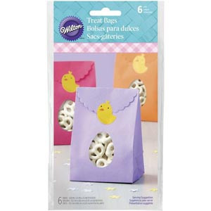 EASTER TREAT BAG WITH CHICK