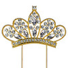 BLING PICK GOLD TIARA
