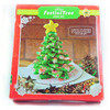 FESTIVE TREE COOKIE SET - 19 PIECES