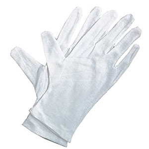 GLOVES COTTON (PAIR) - LINT FREE