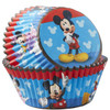 WILTONS MICKEY MOUSE STANDARD BAKING CUPS