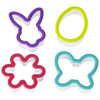 EASTER GRIPPY 4 PIECE CUTTER SET