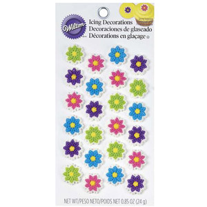 WILTON ICING DECORATIONS - FLOWER