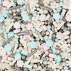 WILTON HOLIDAY SPRINKLES - SNOWFLAKE MIX