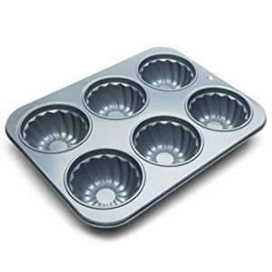 FLUTED CUPCAKE/MUFFIN NON-STICK  PAN