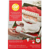 WILTON SANTA PULL-APART CUPCAKE DECORATING KIT