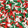 WILTON CHRISTMAS JIMMIE MIX SPRINKLES