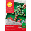 WILTON CHRISTMAS TREE PULL-APART MINI CUPCAKE DECORATING KIT
