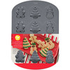 WILTON TRADITIONAL CHRISTMAS N/S COOKIE PAN