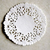 "1000 PC 4"" ROUND WHITE DOILIES"