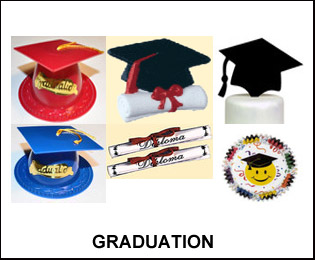 Find items for graduation - come to McCall's Warehouse!