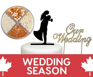 Find items for wedding season - come to McCall's Warehouse!