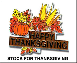 Find items for Thanksgiving - come to McCall's Warehouse!