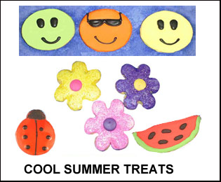 Summer Cookies from McCall's - Order Today!