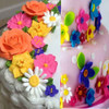 MCCALLS CLASS - TWEENS - FONDANT FLOWERS
