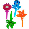SEASHORE PLASTIC PICKS 3""
