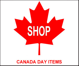 Find items for Canada Day - McCall's Warehouse!