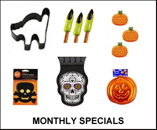 McCall's September Specials
